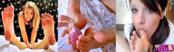 Hot Teen Feet Pass
