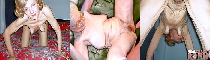 Real Granny Porn Passes